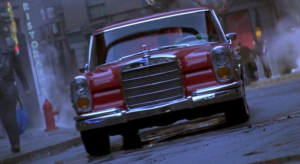 The Silver Star on the Silver Screen: Mercedes in the Movies
