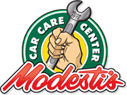 Modesti's Car Care Center - logo